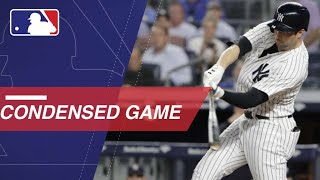 Condensed Game: BOS@NYY - 9/18/18