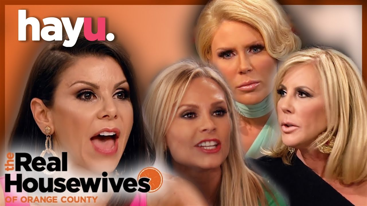 Download Best Orange County Fights!   The Real Housewives of Orange County