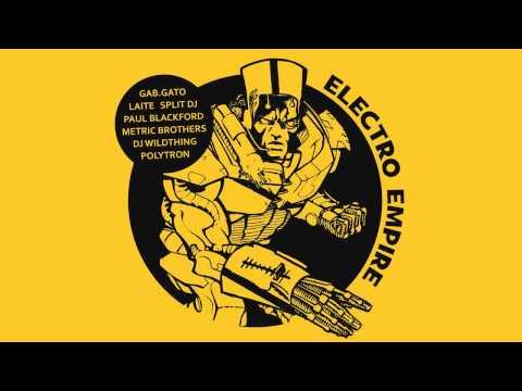 Split DJ - Electro Empire Soul - 02. Theme Of Electro Empire LP - Electrofunk Bass Technobreaks