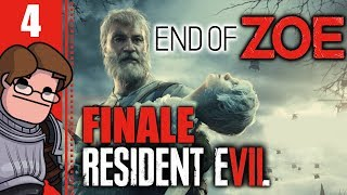 Let S Play Resident Evil 7 End Of Zoe Part 4 FINALE AMG 78