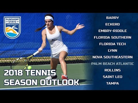 Palm Beach Atlantic University   2018 Tennis Season Outlook