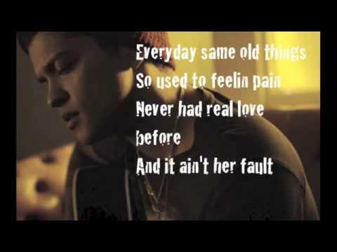 Bruno Mars - All She Knows Karaoke Lyrics on Screen