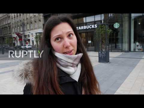 Hungary: Budapest residents react after law passed allowing