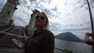 Путешествие по озеру Комо. Италия. Часть №2 / Видео