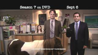 The Office Season 7 - Not Scripted Trailer - Own it on 9/6