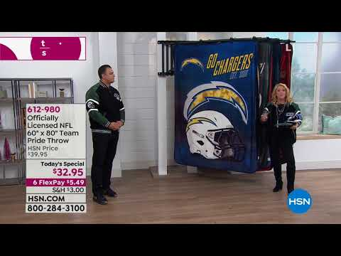 Hsn Football Fan Shop Gifts Gifts For The Family 12 06 2018 12