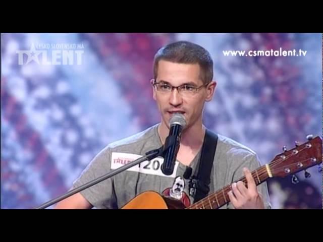 Jiří Harnach | Česko Slovensko má talent 2011