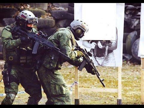 Spetsnaz - Men of Steel
