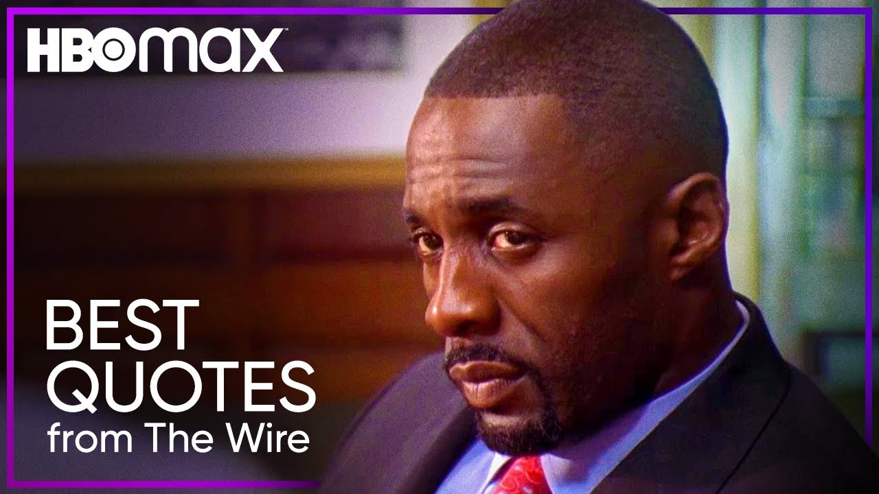 Download The Most Iconic Lines From The Wire | HBO Max