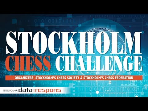 Stockholm Chess Challenge, round 7