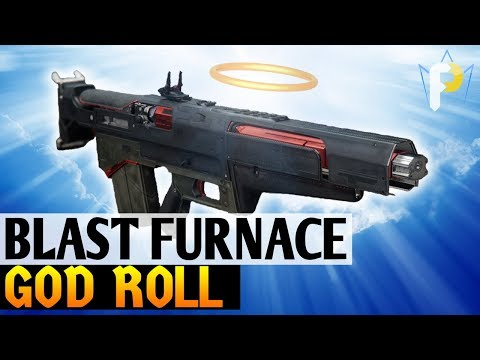 Best Pulse Rifle Ever - The God Roll BLAST FURNACE  (Destiny 2 Black Armory) thumbnail