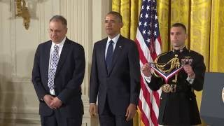 2013 & 2014 National Medals of Science, National Medal of Technology & Innovation Ceremony