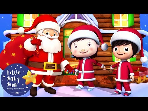 Cantec nou: Christmas Song for Kids | We Wish You a Merry Christmas | Christmas Carols | Little Baby Bum