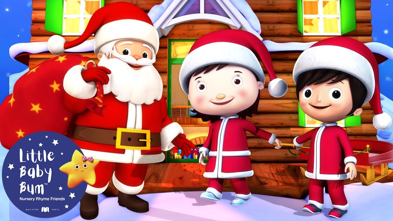 Christmas Songs for Kids | We Wish You a Merry Christmas | Christmas ...