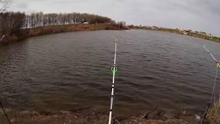 Рыбалка в Алматы.Водоём Бент№9(зеркальный карп весом 5 кг)