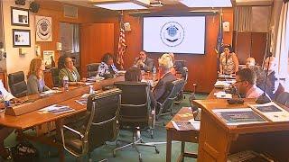 Buffalo School Board swears in newest member for Park District seat