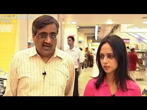 Boss's Day Out: Kishore Biyani (Aired: May 2005)