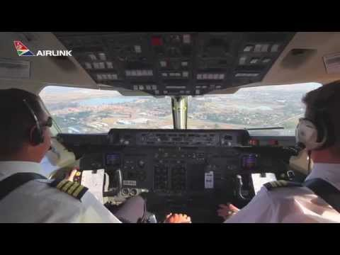 Johannesburg Approach- Airlink