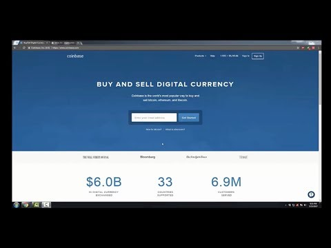 How To Purchase And Sell Ethereum, Bitcoin, Litecoin Using Coinbase
