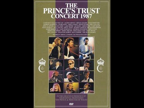 London - 1987 - Prince's Trust Rock Gala (Full Concert) (720p)