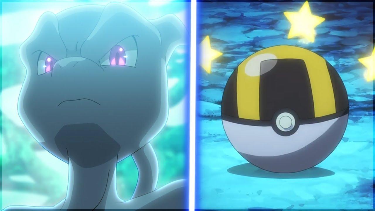 Download SACHA capture MEWTWO en RAID !? Anime Pokemon Saison 23 Episode 46