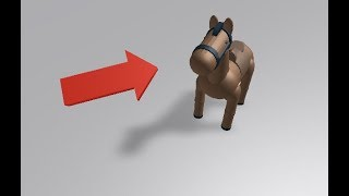 Roblox Farming Simulator Tutorial on Horse