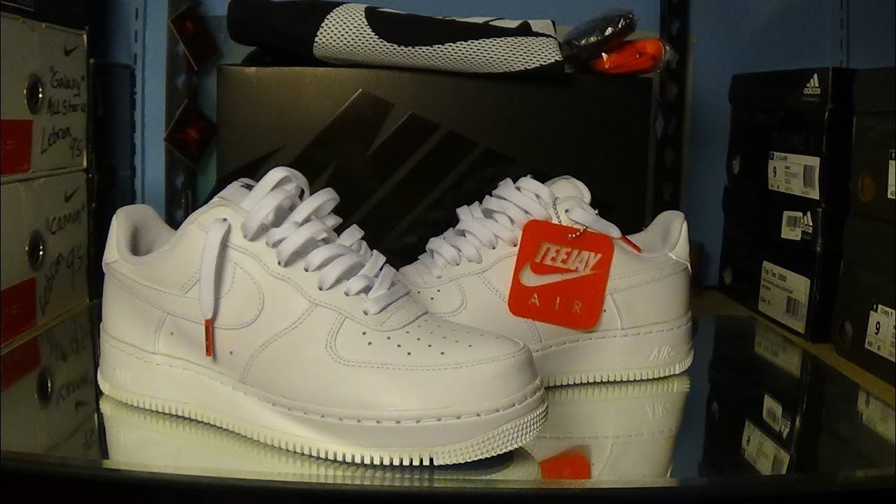 new style f8584 e5c35 NikeLab Release  Nike Air Force 1 Low CMFT SP Review   On Feet Look