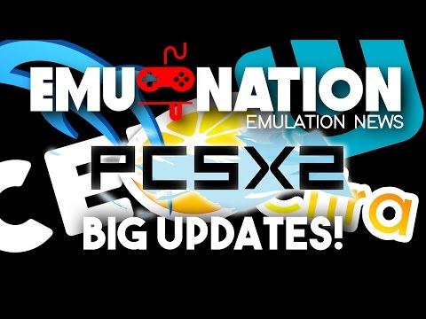 EMU-NATION: Cemu 1.6 and Citra BIG UPDATES plus a SHOCK!
