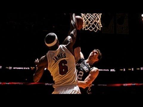Phantom: LeBron James