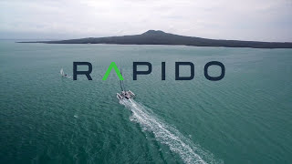 Rapido 60 - ROMANZA - The Hauraki Gulf, New Zealand