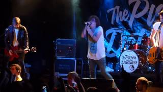 Hold Your Gaze - The Pigeon Detectives - Leeds Met University 02/11/13 - HD