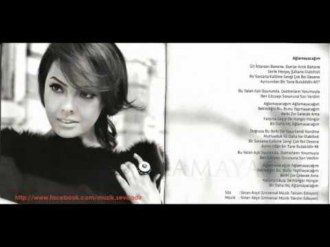 Ebru Gündeş   Ağlamayacağım Yeni Albümden 2011