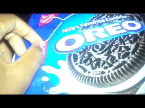 When you try to open oreos (vine)