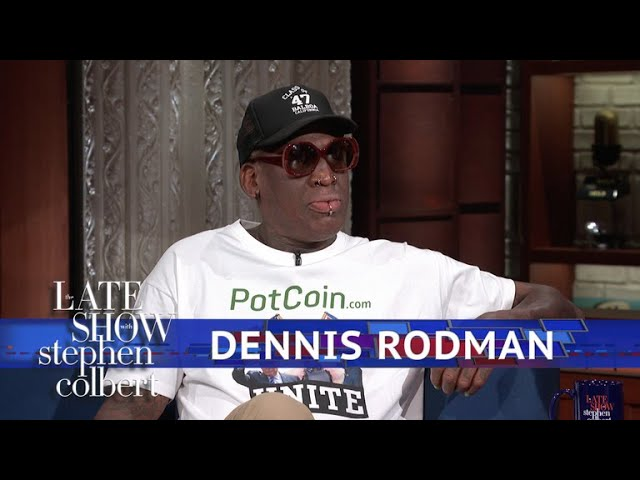 What Do Dennis Rodman And Kim Jong-Un Talk About?