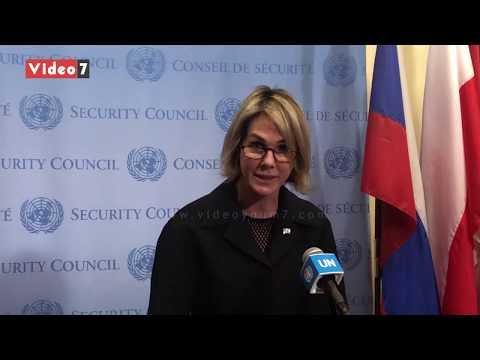 شاهد السفيرة الأمريكية لدى الأمم المتحدة توجه تحذيرا لتركيا بشأن سوريا  - 21:54-2019 / 10 / 10