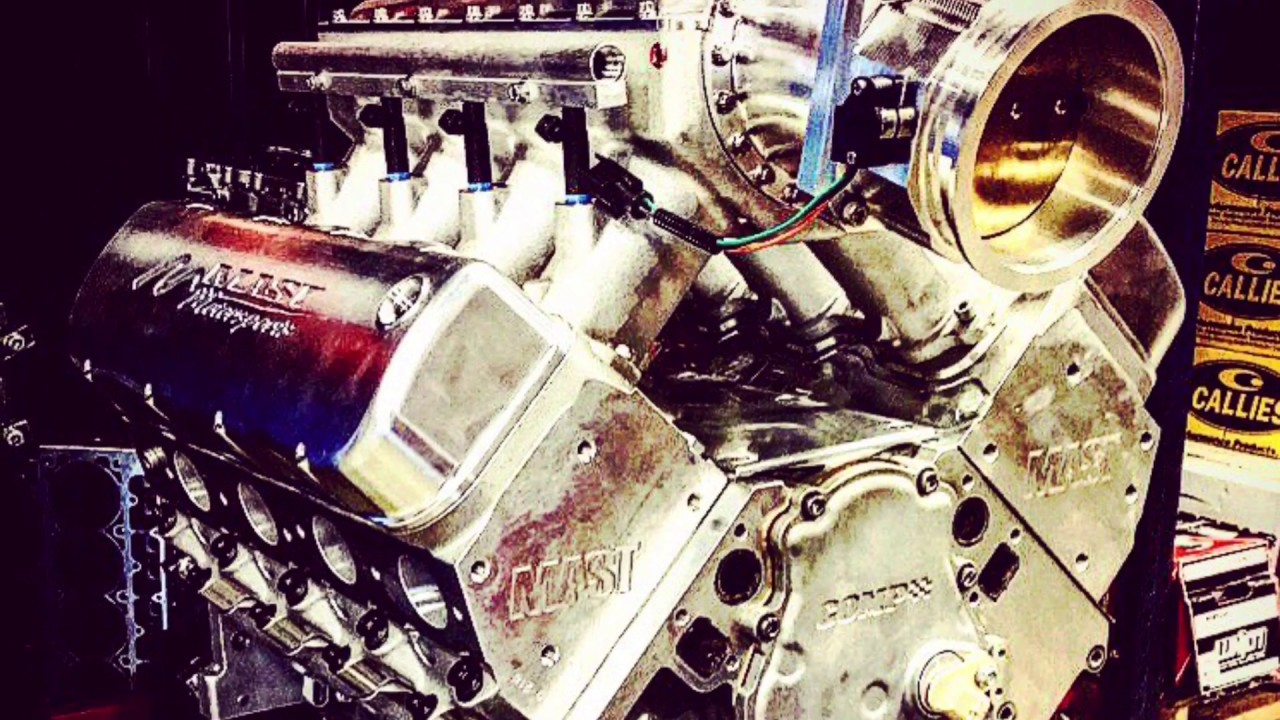 LME 440` LSX 12 2:1 Compression by LateModelEngines