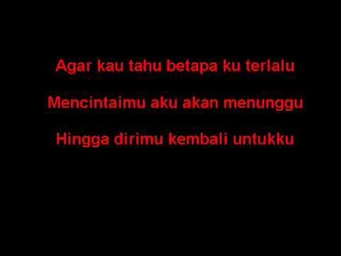 ungu percaya padaku with lyrics