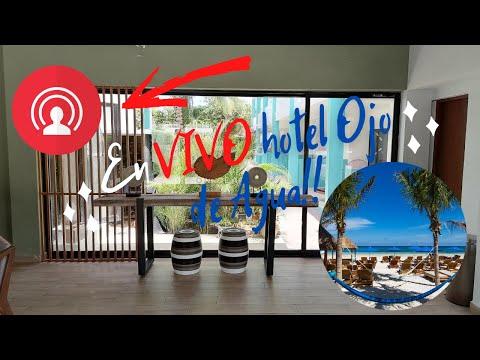 📽️ Club de playa Ojo de Agua Puerto Morelos | Vacaciones Familiares México 📍