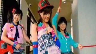 Buono!'s 3rd single, Kiss!Kiss!Kiss!, band version PV.