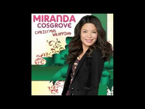 Miranda Cosgrove - Christmas Wrapping NEW FULL SONG W/ LYRICS