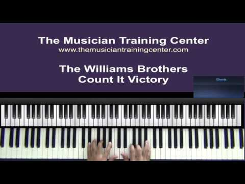 """How To Play """"Count It Victory"""" by The Williams Brothers"""