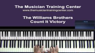 "How To Play ""Count It Victory"" by The Williams Brothers"