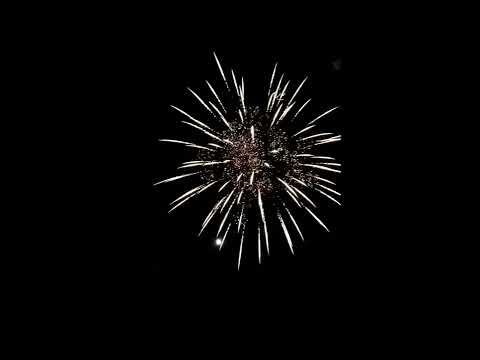 (AUDIENCE VIEW) Red River Valley Speedway Fireworks - June 22nd 2018 - CB Pyro Displays