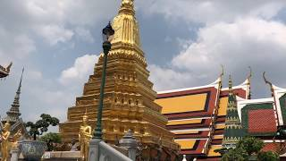 [방콕여행] 태국 관광의 제1명소《왕궁》과《왓 프라깨오…