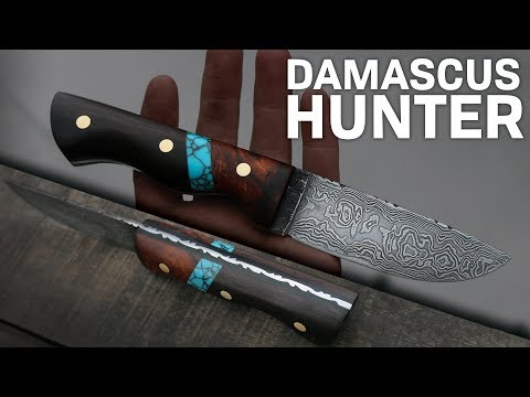 THE DAMASCUS HUNTER!