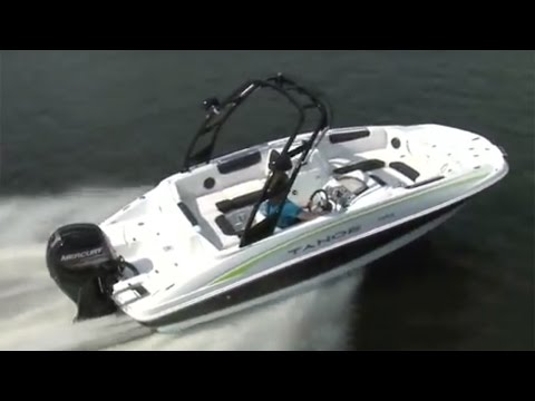 Tahoe Boats 2017 1950 Full Review By Boat Television