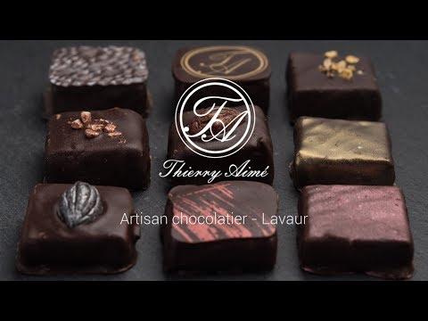 Thierry Aimé / Artisan chocolatier à Lavaur