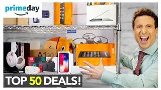 Best Amazon Prime Day 2019 Deals (Top 50 - Updated Hourly!)