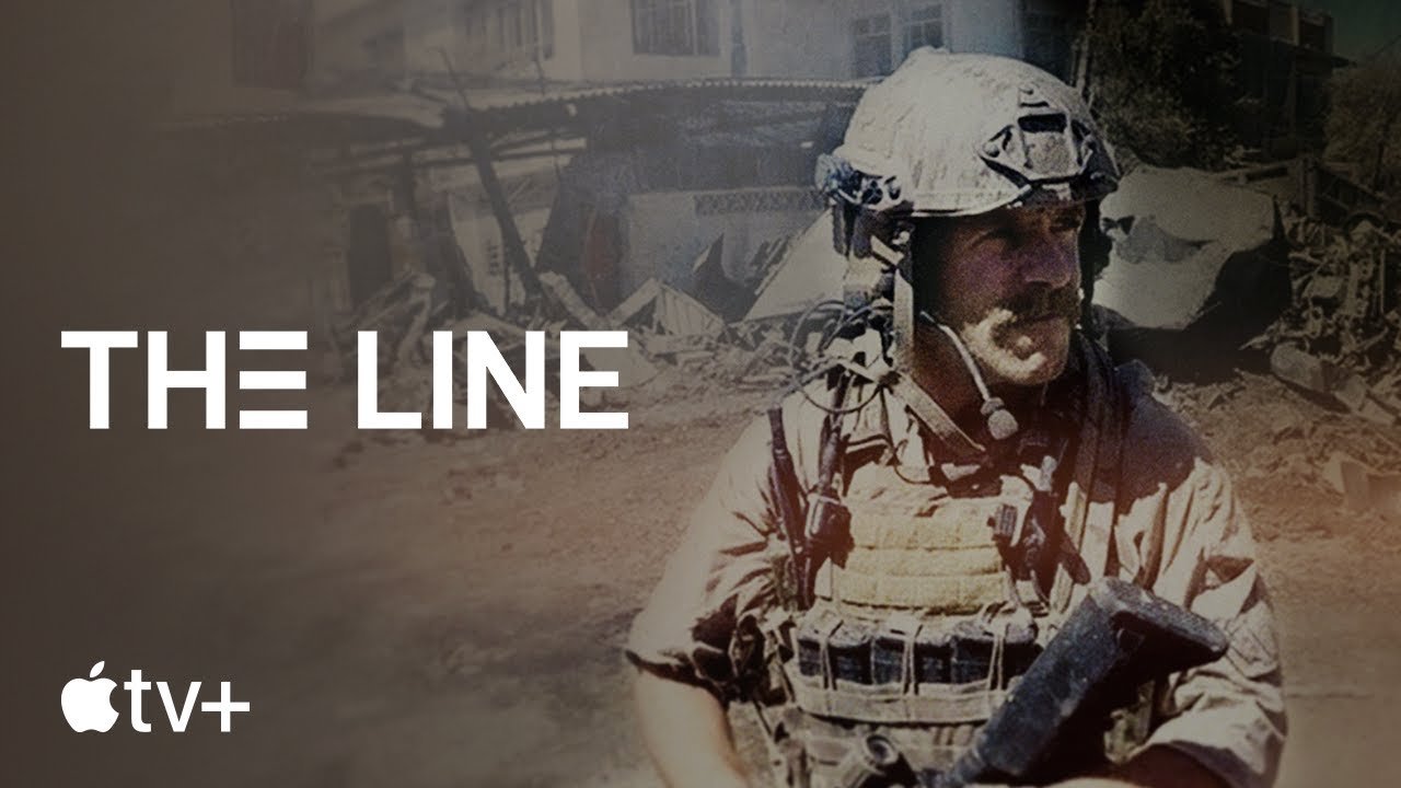 The Line — Official Trailer | Apple TV+