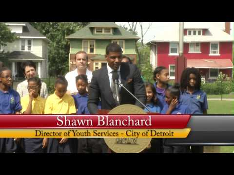 Channel 10 Top of The Hour News Update - PAL Soccer in Detroit